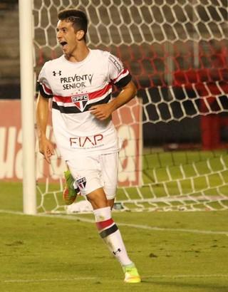 Shaylon São Paulo (Foto: Igor Amorim / site oficial do São Paulo FC)