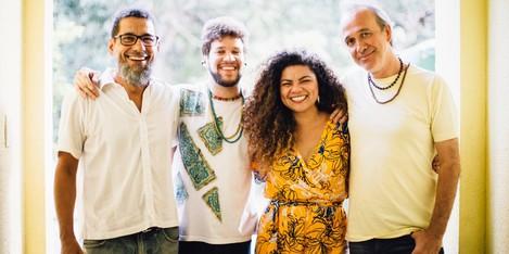 Qu4tro (Foto: Luana Tayze/Divulgação)
