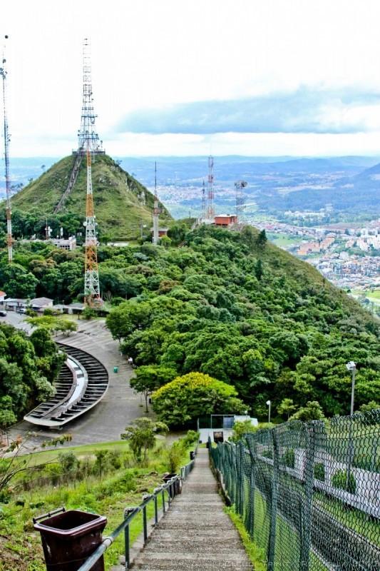 Pico do Jaraguá (Foto: Instagram/Reprodução)