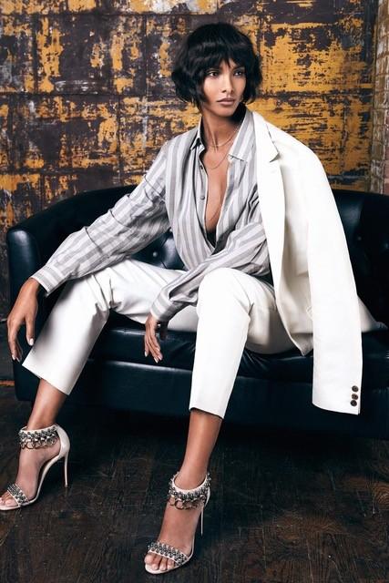 Musa da Victoria's Secreta, atualmente Lais é uma das modelos brasileiras de maior destaque no exterior  (Foto: Divulgação)