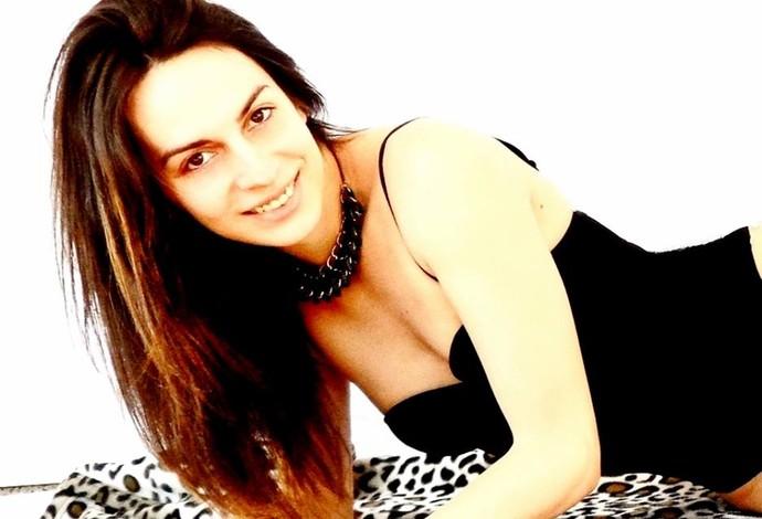 Alessia Ameri - vôlei (Foto: Reprodução)