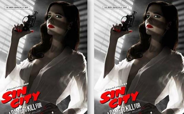 'Eva Green pede para ter celulite retocada em filme' (Foto: Divulgao)