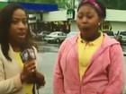 Jovem urina na calça durante entrevista nos EUA