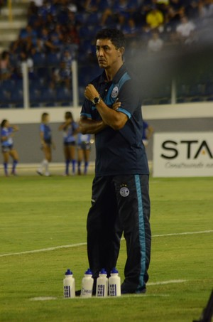 Confiança, Bahia, Batistão, Copa do Nordeste, Betinho (Foto: João Áquila / GloboEsporte.com)