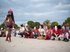 Espetáculo circense traz costumes de tribo indígena ao Sesc Campinas