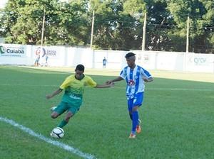 Cuiabá bateu o Dom Bosco (Foto: Assessoria/FMF)