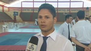No AP, campeões da Copa Nakayma de Karatê, são promessas do esporte (Foto: Reprodução/TV Amapá)