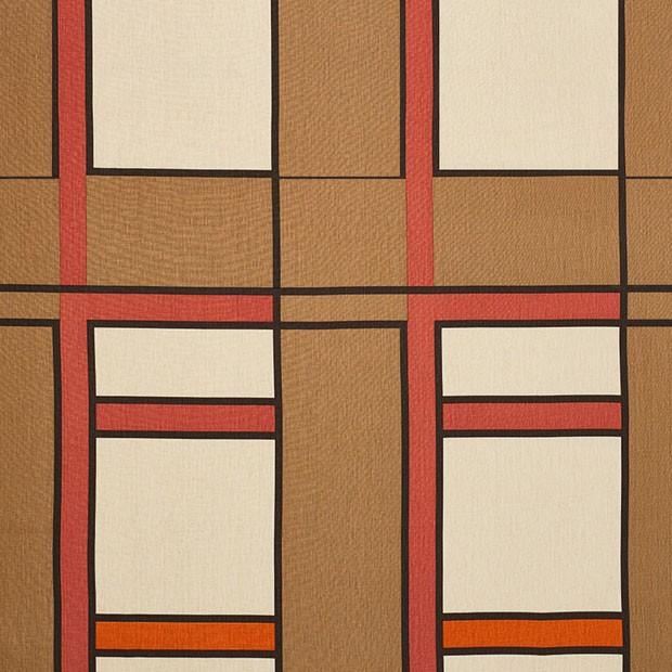 Coleção de tecidos de Frank Lloyd Wright ganha nova edição (Foto: Divulgação)