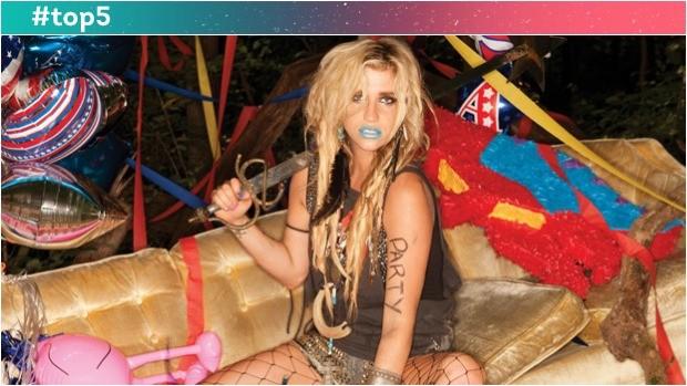 Cantora americana Kesha vai tocar no palco do Planeta Atlântida 2015 (Foto: Divulgação)