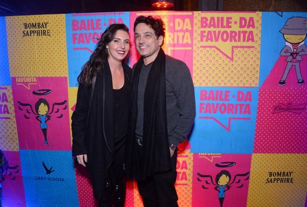 Glenda Kozlowski e o marido, Luis Tepedino (Foto: Reginaldo Teixeira/CS Eventos Divulgação)