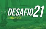Acompanhe o desafio do jornalista Fred Carvalho (Reprodução)