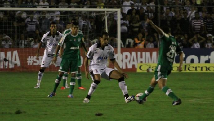 Palmeiras jogo ASA (Foto: José Feitosa/Gazeta de Alagoas)