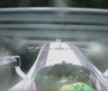 Rosberg é pole e Massa bate em treino sob chuva  (Reprodução)