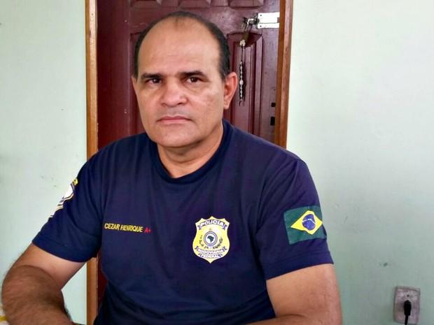 Inspetor diz que estuda área para instalar sede da PRF em Cruzeiro do Sul  (Foto: Adelcimar Carvalho/G1)