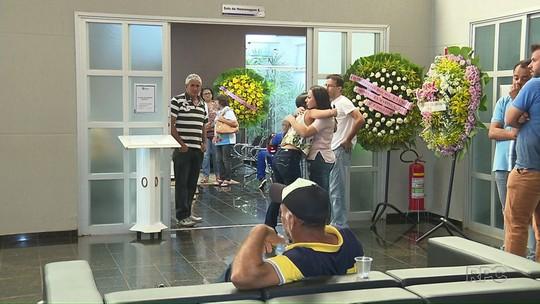 Corpos das sete vítimas de acidente em Campo Mourão são velados