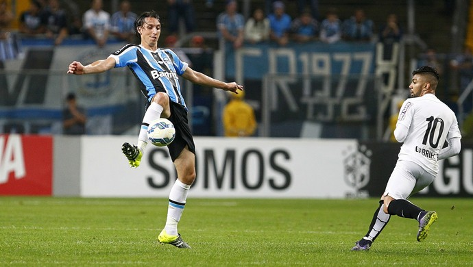 Pedro Geromel Grêmio (Foto: Lucas Uebel/Divulgação Grêmio)