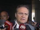 Renan Calheiros acusa Temer de dividir PMDB no apoio ao governo