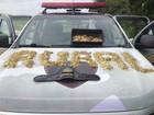 Guarda encontra carro abandonado com 6 kg de bijuterias em Piracicaba