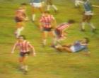 Grêmio empata 'pela vida' em La Plata: 3 a 3 (Reprodução)