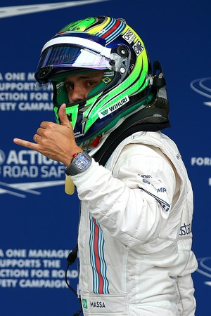 Felipe Massa GP do Brasil -8/11 - 2 (Foto: Getty Images)