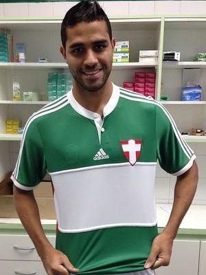 Alan Kardec Palmeiras (Foto: Divulgação / Palmeiras)