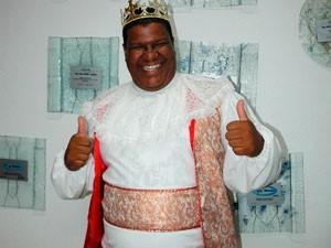 Rei Momo 2012 (Foto: Rita Dantas/Divulgação/Saltur)