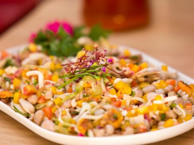 Bela Cozinha Vero - Ep. 4 - Frutas tpicas - Salada de biri-biri (Foto: Joo Franco)