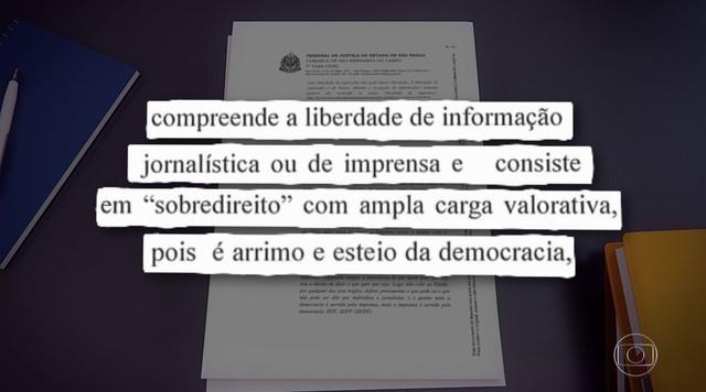 Justiça nega direito de resposta pedido por Lula contra o Jornal Nacional