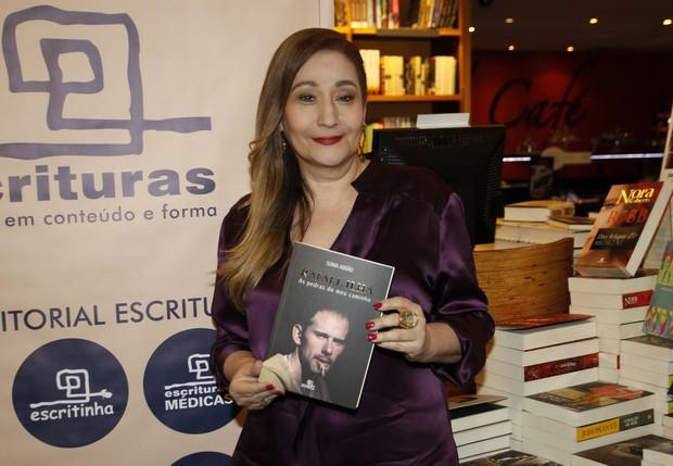 Sonia Abrão (Foto: Celso Tavares / Ego)