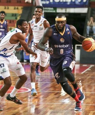 Bauru x Mogi das Cruzes Campeonato Paulista de basquete (Foto: Caio Casagrande/Bauru Basquete)