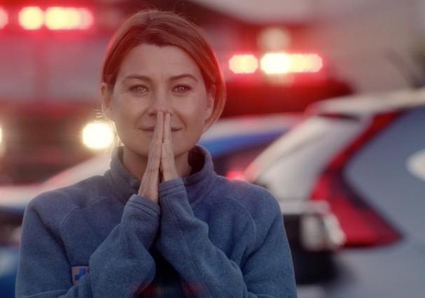 Meredith Grey (Foto: Reprodução)