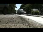 Novacap investiga falhas em asfalto da W3 Sul, recapeado há dois anos