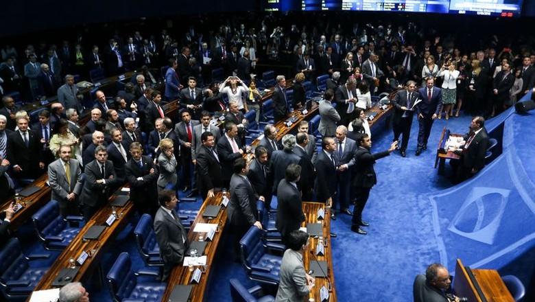 impeachement-senado-votacao (Foto: Marcelo Camargo/Agência Brasil)