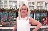 Look para o Ano Novo! Ana Maria Braga usa saia de crochê branca e dá dica: 'Sereia no Réveillon'