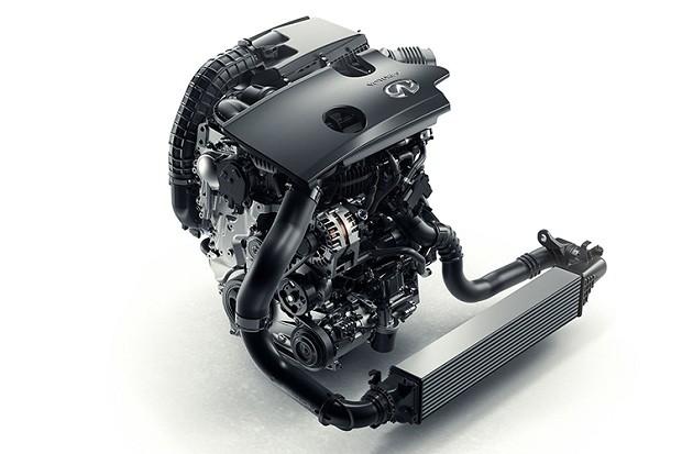 Motor CV-T da Infiniti (Foto: Divulgação)