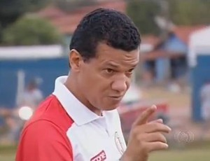 Técnico do Juventude-TO, Cleibson Ferreira, está de olho na fase do mata-mata (Foto: Divulgação/Juventude)