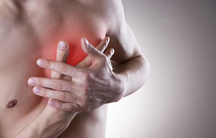 Coração de atleta euatleta (Foto: IStock Getty Images)