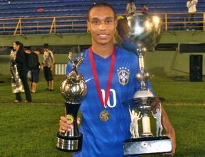 Leandro, seleção brasileira sub-17