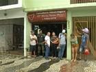 Assaltantes invadem clínica e atiram contra vítimas, em Belém