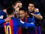 """Neymar recupera """"poder de decisão"""" pelo Barça após dez meses, diz jornal"""
