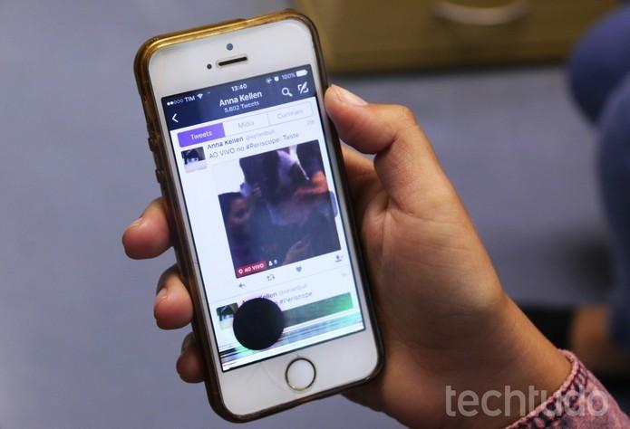 Aprenda a buscar tuítes com vídeos, fotos e mais no Twitter Search (Foto: Luciana Maline/TechTudo)