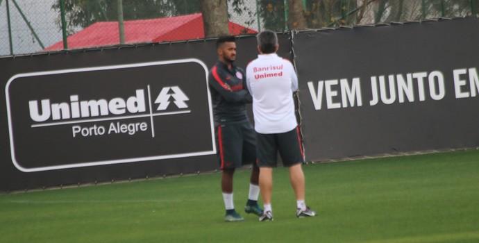 Artur Argel Inter (Foto: Tomás Hammes / GloboEsporte.com)