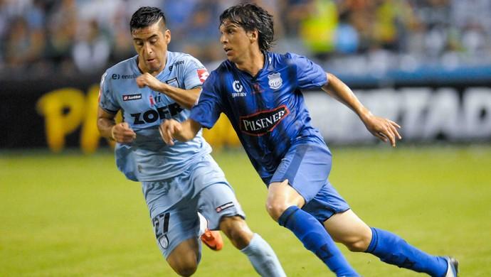 Emelec x Deportes Iquique, Libertadores (Foto: EFE)