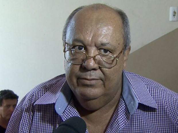 """O empresário de Campinas (SP) Joaquim Geraldo Pereira da Silva, investigado na Operação """"Alba Branca"""" (Foto: Chico Escolano/EPTV)"""