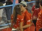 Famosos beijam muito no domingo de carnaval pelo Brasil