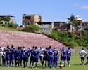 Goleiro fominha e Brocador artilheiro: os números do Bahia na temporada