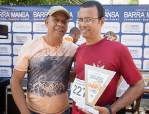 Manoel Sevidanes, vencedor da categoria para atletas com necessidades especiais (Foto: Cris Oliveira/PMBM)