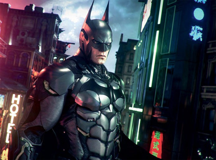 Nova armadura de Batman exibe belos detalhes gráficos (Foto: All Games Beta)