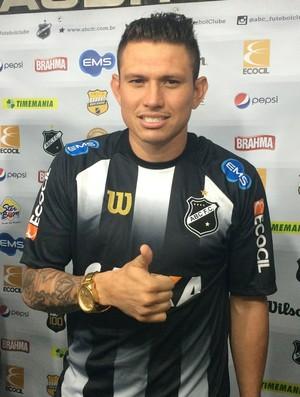 Rafael Oliveira - ABC (Foto: Jocaff Souza/GloboEsporte.com)