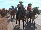 Cavalgada em SP arrecada fundos para tratar bebê Davi Miguel nos EUA